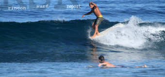 Rincon Surf Report – Wednesday, Jan 21, 2015