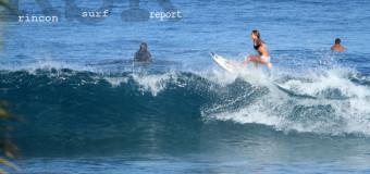 Rincon Surf Report – Thursday, Jan 22, 2015