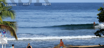 Rincon Surf Report – Sunday, Jan 25, 2015