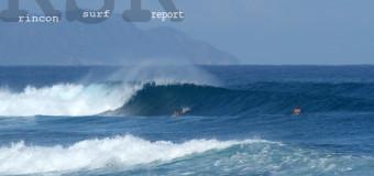 Rincon Surf Report – Thursday, Jan 29, 2015