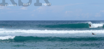 Rincon Surf Report – Friday, Jan 30, 2015