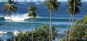 Rincon Surf Report – Monday, February 2, 2015