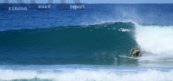 Rincon Surf Report – Tuesday, February 3, 2015