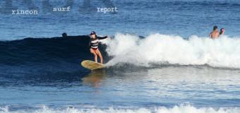 Rincon Surf Report – Saturday, Feb 7, 2015