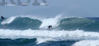 Rincon Surf Report – Sunday, Feb 8, 2015
