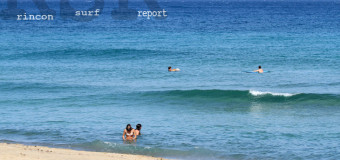 Rincon Surf Report – Wednesday, Feb 11, 2015