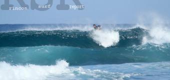 Rincon Surf Report – Sunday, Feb 22, 2015