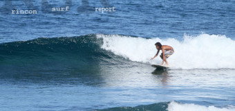 Rincon Surf Report – Wednesday, Feb 25, 2015