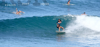 Rincon Surf Report – Thursday, Feb 26, 2015