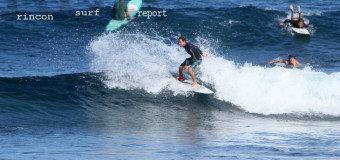 Rincon Surf Report – Friday, Feb 27, 2015