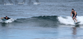 Rincon Surf Report – Saturday, Feb 28, 2015