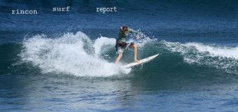 Rincon Surf Report – Wednesday, Mar 4, 2015