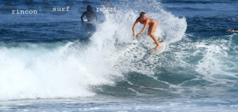 Rincon Surf Report – Tuesday, Mar 10, 2015