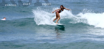 Rincon Surf Report – Saturday, Mar 14, 2015