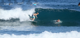 Rincon Surf Report – Sunday, Mar 15, 2015