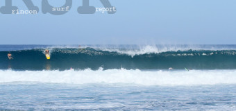 Rincon Surf Report – Wednesday, Mar 18, 2015