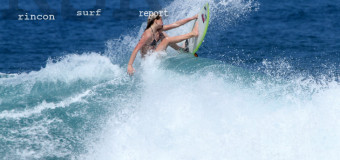 Rincon Surf Report – Thursday, Mar 19, 2015