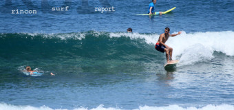 Rincon Surf Report – Tuesday, Mar 24, 2015