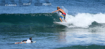 Rincon Surf Report – Wednesday, Mar 25, 2015