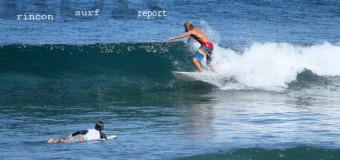 Rincon Surf Report – Wednesday, Mar 25, 2015