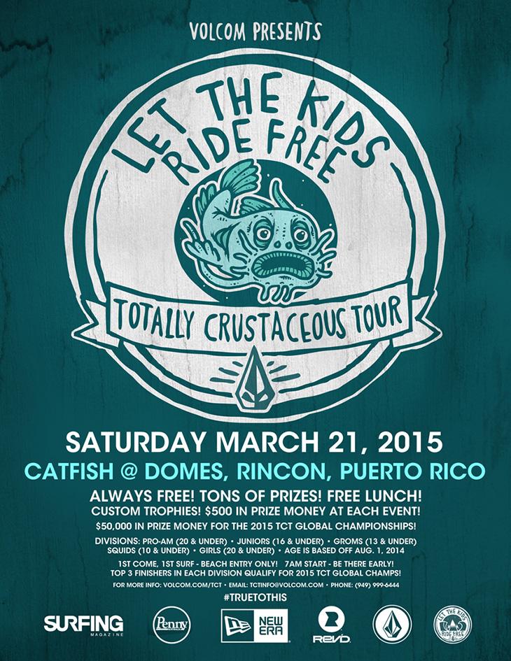 Volcom Catfish 2015 - Domes Beach