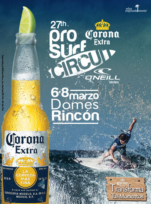 Corona Extra Domes March 6-8 2015