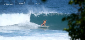 Rincon Surf Report – Wednesday, April 1, 2015