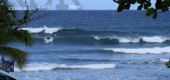 Rincon Surf Report – Thursday, April 2, 2015