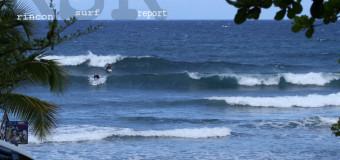 Rincon Surf Report – Thursday, April 2, 2015