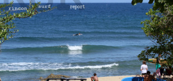 Rincon Surf Report – Friday, April 3, 2015