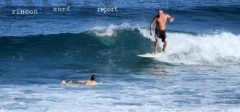 Rincon Surf Report – Monday, April 6, 2015
