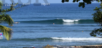 Rincon Surf Report – Tuesday, April 7, 2015