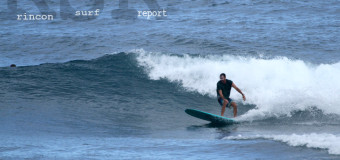 Rincon Surf Report – Wednesday, April 8, 2015
