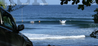 Rincon Surf Report – Thursday, April 9, 2015