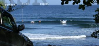 Rincon Surf Report – Thursday, April 9, 2015