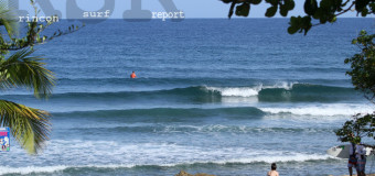 Rincon Surf Report – Friday, April 10, 2015