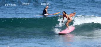 Rincon Surf Report – Saturday, Apr 11, 2015