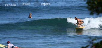 Rincon Surf Report – Friday, Apr 17, 2015