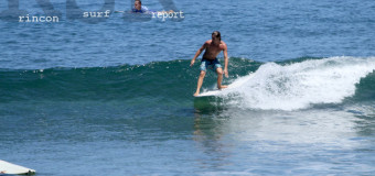 Rincon Surf Report – Saturday, Apr 18, 2015