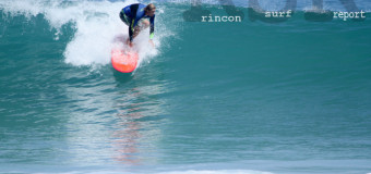Rincon Surf Report – Monday, Apr 20, 2015
