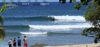 Rincon Surf Report – Thursday, Apr 23, 2015