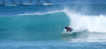 Rincon Surf Report – Friday, Apr 24, 2015