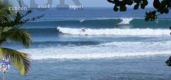 Rincon Surf Report – Saturday, Apr 25, 2015