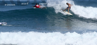 Rincon Surf Report – Monday, Apr 27, 2015