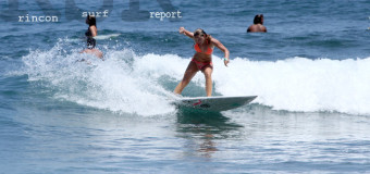 Rincon Surf Report – Wednesday, May 6, 2015