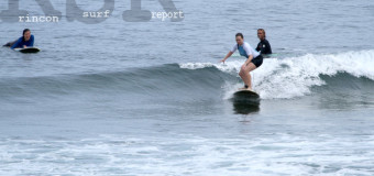 Rincon Surf Report – Monday, May 11, 2015