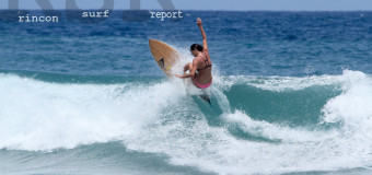 Rincon Surf Report – Monday, May 18, 2015