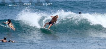 Rincon Surf Report – Wednesday, May 20, 2015