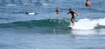 Rincon Surf Report – Monday, May 25, 2015