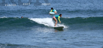 Rincon Surf Report – Wednesday, June 3, 2015